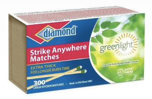 diamond matches
