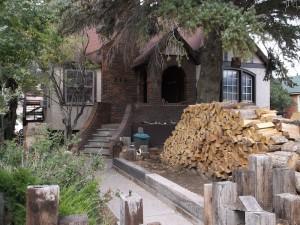 Residence Peter Burr Folks Gardiner MT 2014