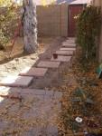 installing stone walkway jim sergovic