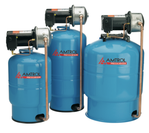 Amtrol Pressuriser RP Series