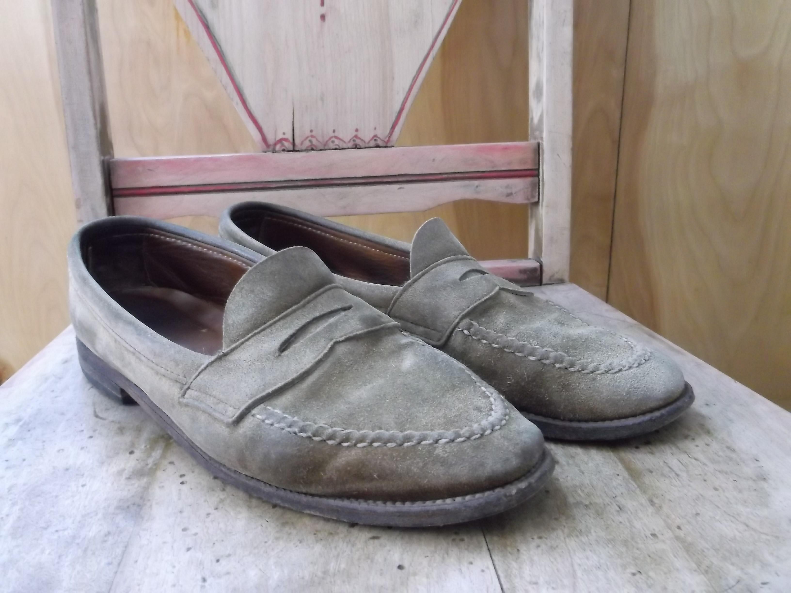 e0f0b34986b Alden Unlined Flexwelt Loafers « American Toolbox