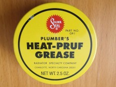 heat-pruf grease gr-1 front jim sergovic