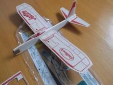 jetfire balsa glider 4