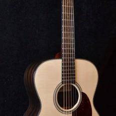 Santa Cruz Guitar Alpine Moon Spruce Kathryn Butler 1