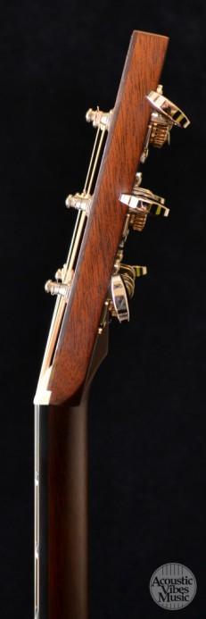 Santa Cruz Guitar Alpine Moon Spruce Kathryn Butler 2