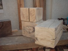 three piece stool new jim sergovic