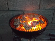 chicken grilling Kingsford Charcoal Weber jsergovic