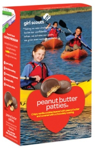 peanut butter patties box