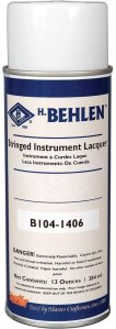 Behlen Stringed Instrument Lacquer