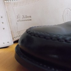 alden restoration new soles