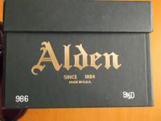 Alden Since 1884