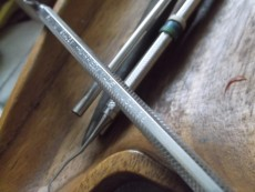 dental picks jim sergovic luthier 5