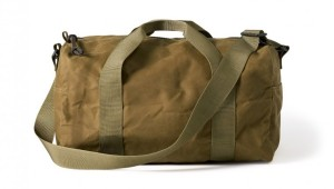 FILSON SMALL DUFFLE - OIL FINISH