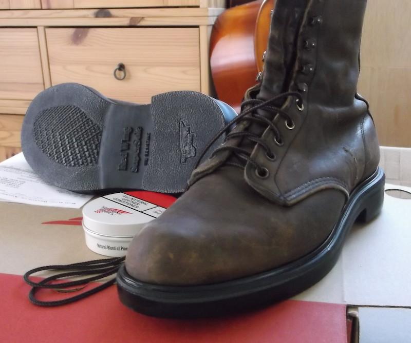 953 Men's 8-inch Boot « American Toolbox