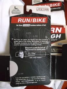 darn tough vermont socks run bike 3