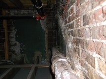 oatey epoxy repaired cast iron pipe 1