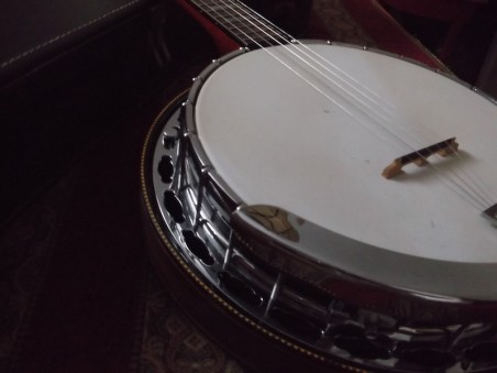 conrad banjo