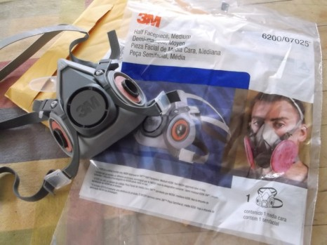 3M Half Facepiece Reusable Respirator 1