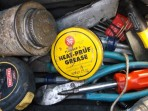 Megaloc in tool bag