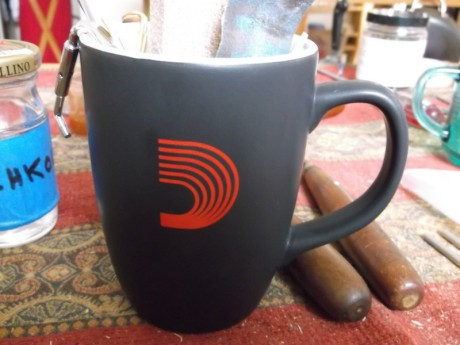 daddario ceramic source mug