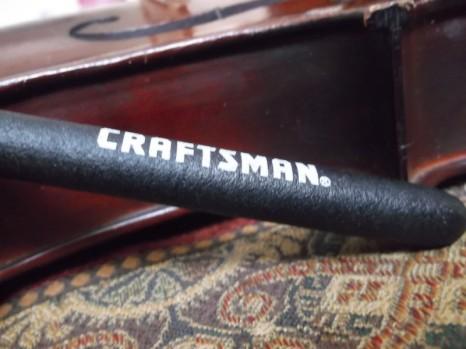 craftsman hook pick padded handle detail 41634