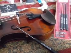 craftsman pick on yorke violin