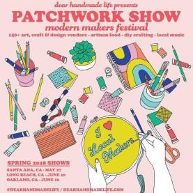 Patchwork Show Santa Ana Ca May 2018