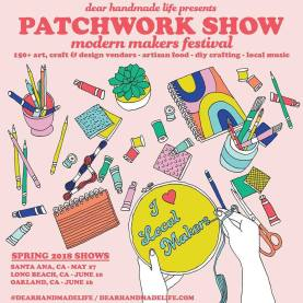 Patchwork Show Santa Ana Ca May 2018