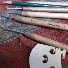 U J Ramelson Micro Woodcarving Tools 2