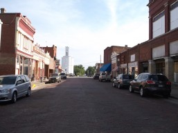 Sweet Springs Missouri Main Street