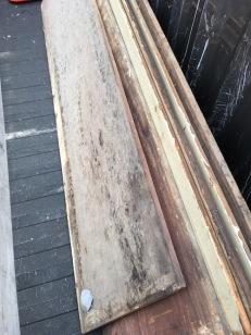 Philadelphia vintage wood salvage