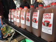 Fresh Hands On The Earth Orchard Apple Cider