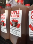 Hands On The Earth Orchard Apple Cider