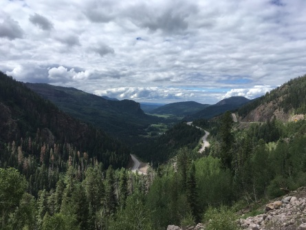 Colorado after lunch